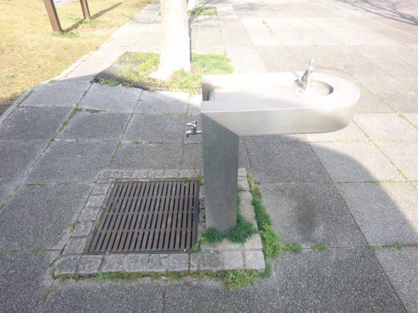 紫山公園|手足洗い場