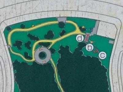 紫山公園|園内マップ3