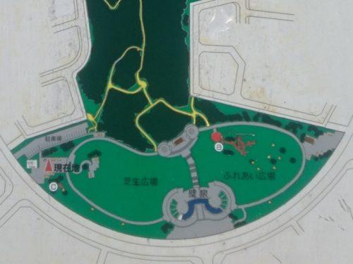 紫山公園|園内マップ2