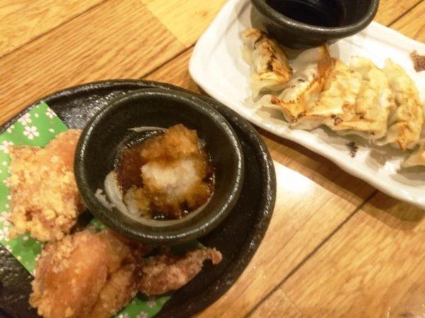 イエローファクトリー|鶏のから揚げと餃子