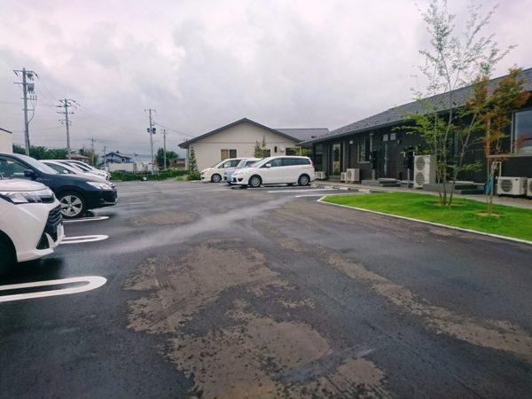 ノキシタ|駐車場