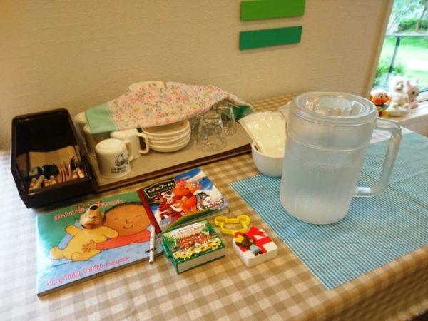 ノキシタカフェオリーブの小路|子ども用食器