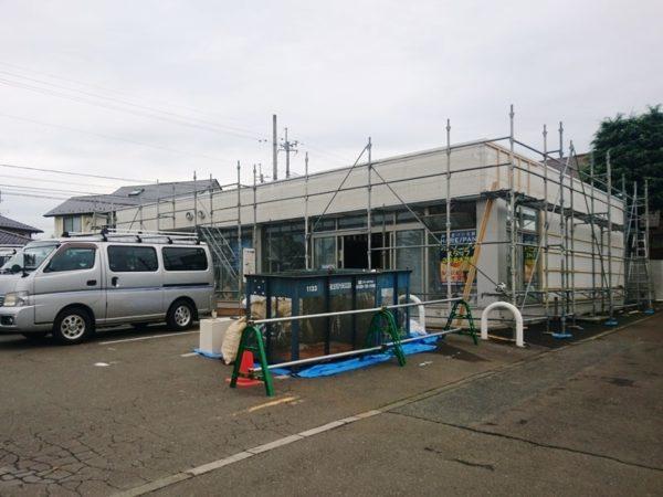 ハレパン仙台泉店|開店前工事中